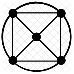 Grid structure Icon