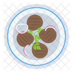 Grilled Steaks Icon