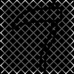 Grim Line Icon