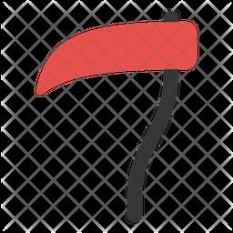Grim Flat Icon