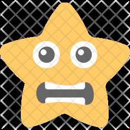 Grimacing Face Icon
