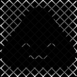 Grin Emoticon Emoji Icon