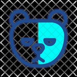 Grizzly Bear Dualtone Icon