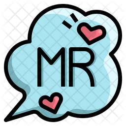 Groom message Icon