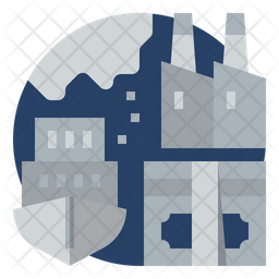 Gross Domestic Product Flat Icon