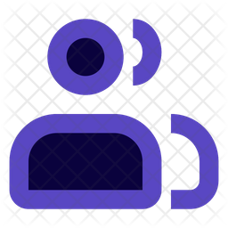 Group Colored Outline Icon