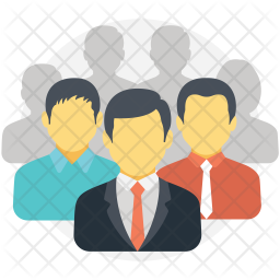 Group Of People Logo Icon