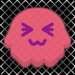 Growled Emoji Icon
