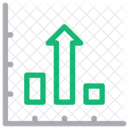 Growth Graph Icon Of Line Style Available In Svg Png Eps Ai Icon Fonts