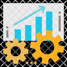 Growth Process Icon