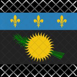 Guadeloupe Flag Icon