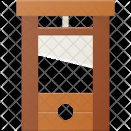 Guillotine Icon