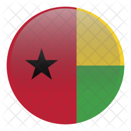 Guinea Flag Icon Of Flat Style Available In Svg Png Eps Ai Icon Fonts