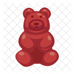 Gummy Bear Icon