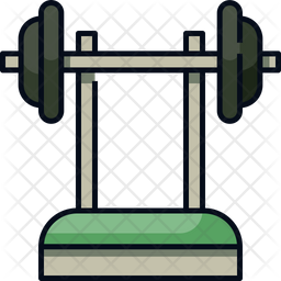Gym Icon Of Colored Outline Style Available In Svg Png Eps Ai Icon Fonts