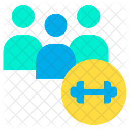 Gym Member Icon Of Flat Style Available In Svg Png Eps Ai Icon Fonts