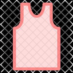 Gym vest Icon