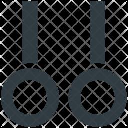 Gymnastic Icon