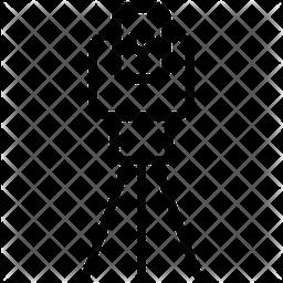 Gyro Theodolite Icon
