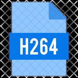 H264 file Icon