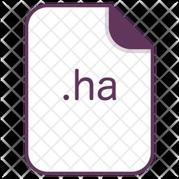 Ha Icon