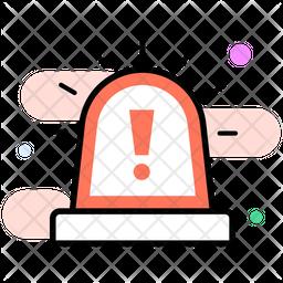 Hack Alarm Icon