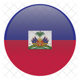 Haiti Flag Icon Of Flat Style Available In Svg Png Eps Ai Icon Fonts