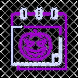 Halloween Dualtone Icon