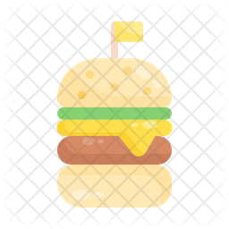 Hamburger Icon Of Flat Style Available In Svg Png Eps Ai Icon Fonts