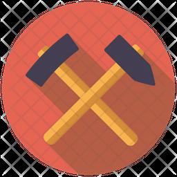 Mining Tools Icon
