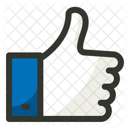 Hand Colored Outline Icon