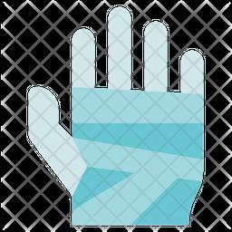 Hand Bandage Icon