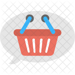 Hand Basket Icon