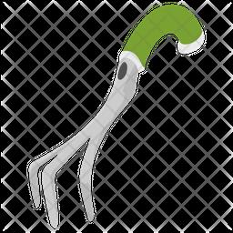 Hand Cultivator Icon
