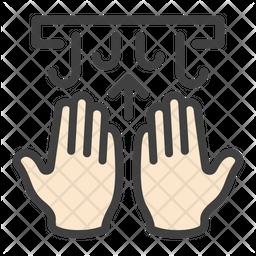 Hand dryer Icon