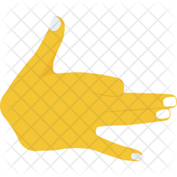 Hand Gesture Icon png