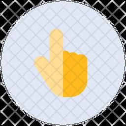 Hand gesture Icon