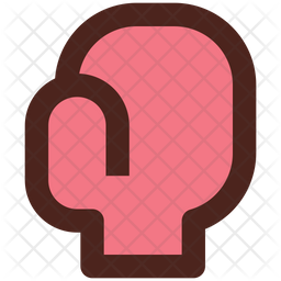 Hand Gloves Colored Outline Icon