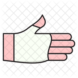 Hand Injured Icon