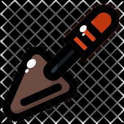 Hand Shovel Icon