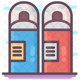 Hand Spray Icon