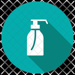Hand Wash Glyph Icon