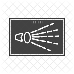 Hand x-ray Icon