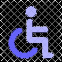 Handicap-symbol Icon