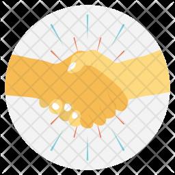 Handshakes Icon