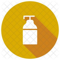 Handwasher Glyph Icon