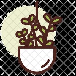 Hanging Pot Icon