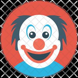 Happy Clown Icon