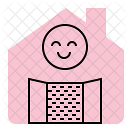Happy Home Icon