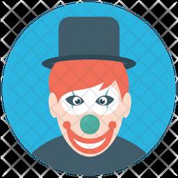 Happy Tramp Icon
